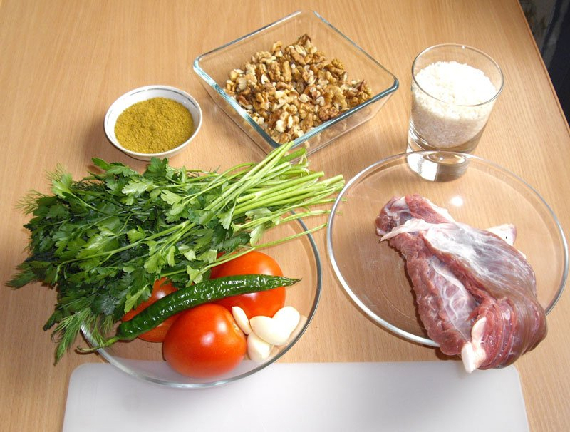 харчо класстческий рецепт приготовления