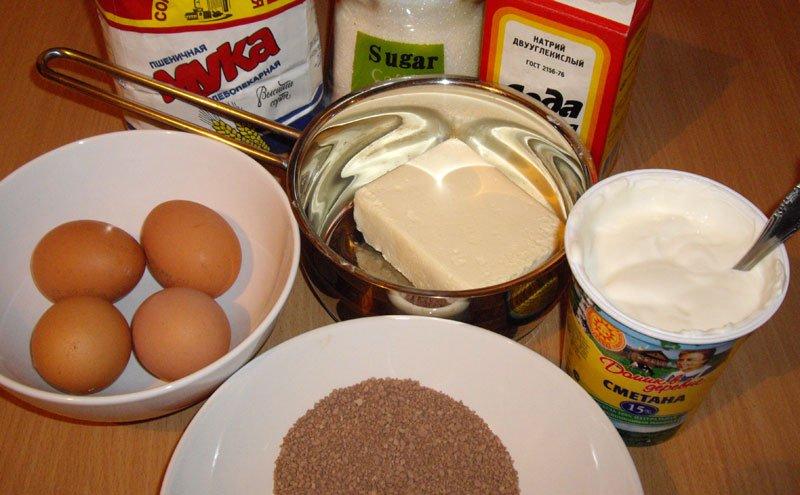 Рецепты пошаговое приготовление пирога фото
