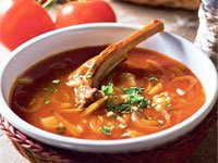 Рецепт приготовления супа Харчо
