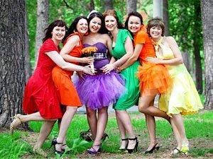 Что одеть на свадьбу - выбор подходящего наряда