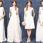 Что лучше одеть на свадьбу невесте