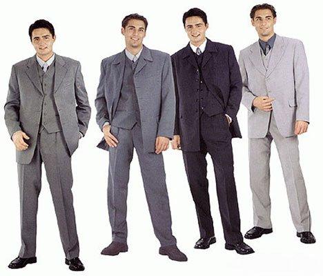 Что одеть мужчине на свадьбу