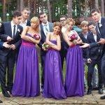Как одеться свидетельнице на свадьбу