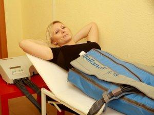 Марина о прессотерапии
