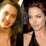 Молодая Джоли и в наше время