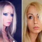 Сравнительные фото Валерии
