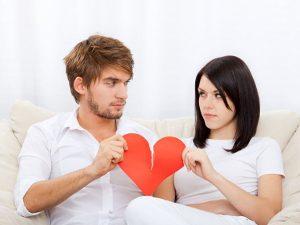Расставание с любимым парнем, если любишь его