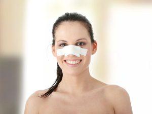 Коррекция кончика носа посредством ринопластики