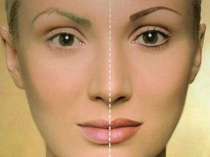 Перманентный макияж верхнего века