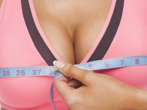 Чашки увеличивающие грудь